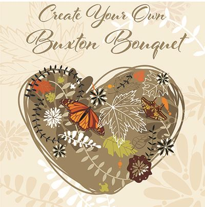 Create your own Buxton Bouquet
