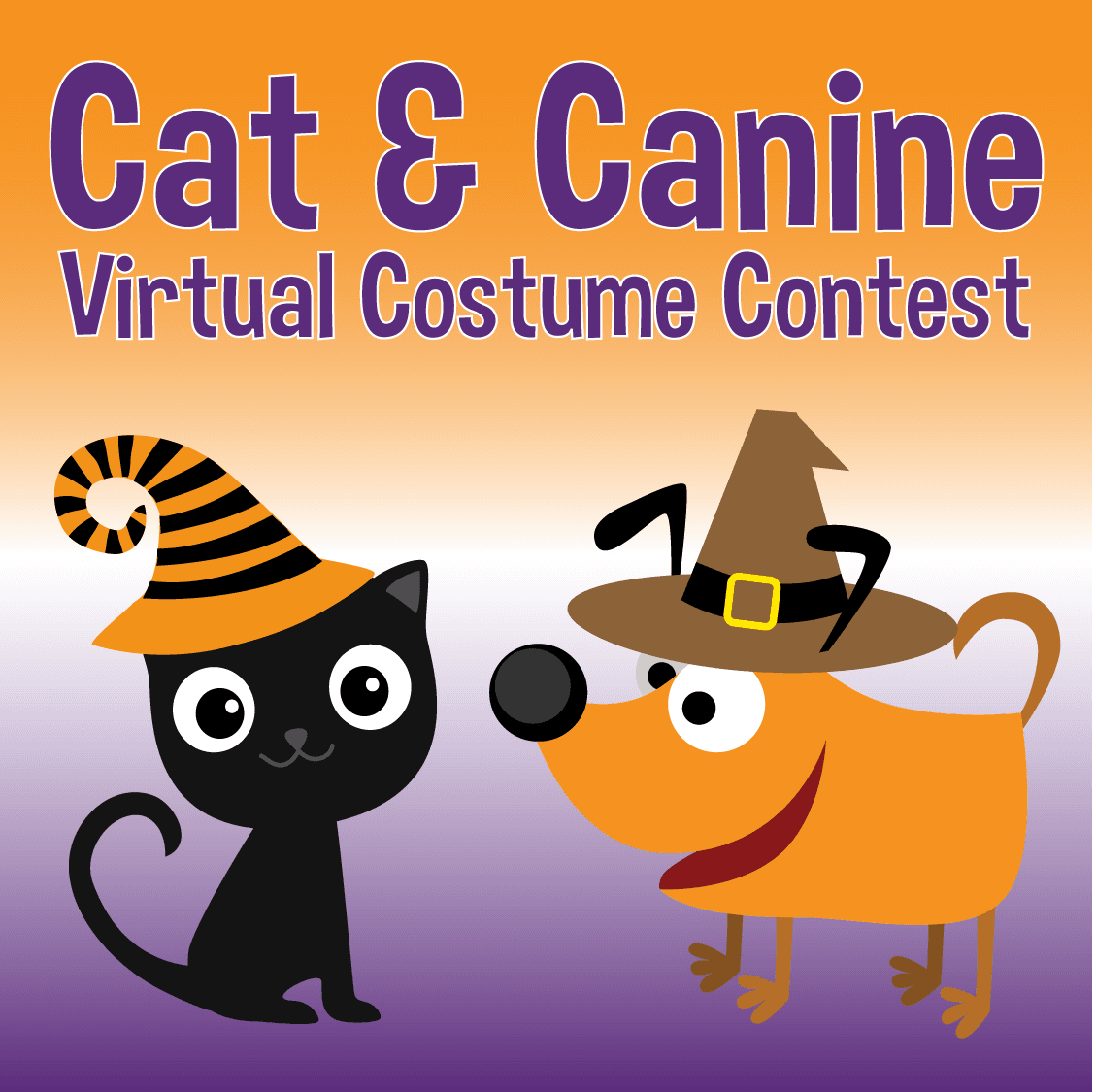 Cat & Canine Virtual Costume Contest