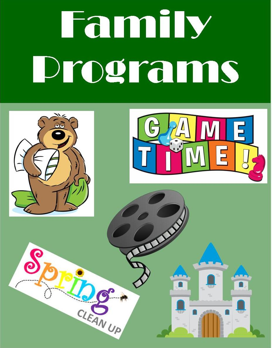 family programs widget