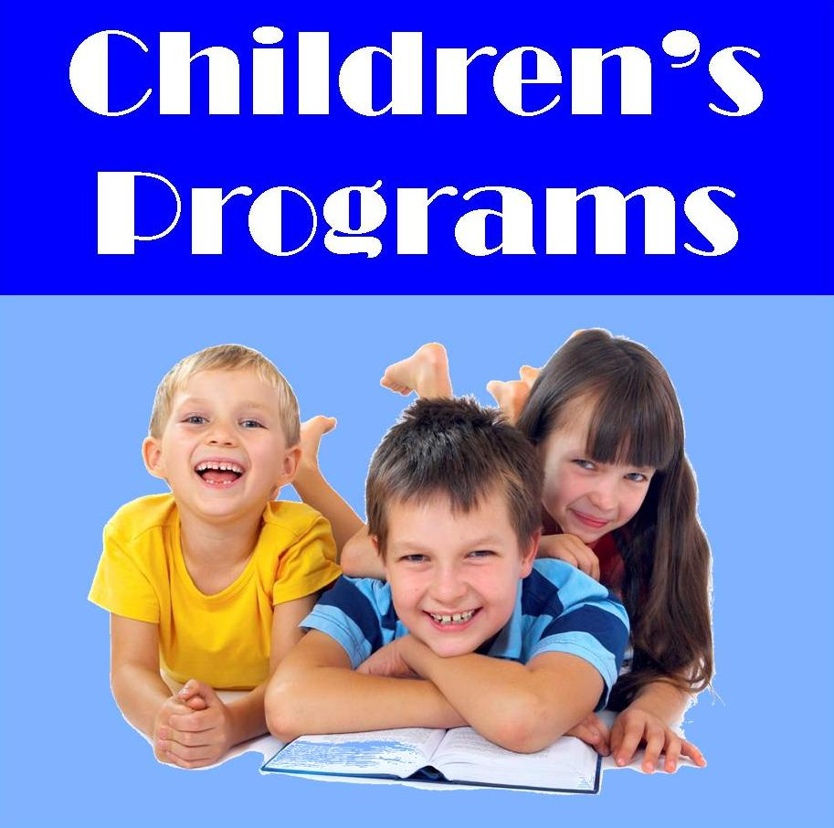 Childrens programs widget