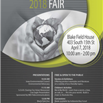 2018 Sustainability Fair Flyer