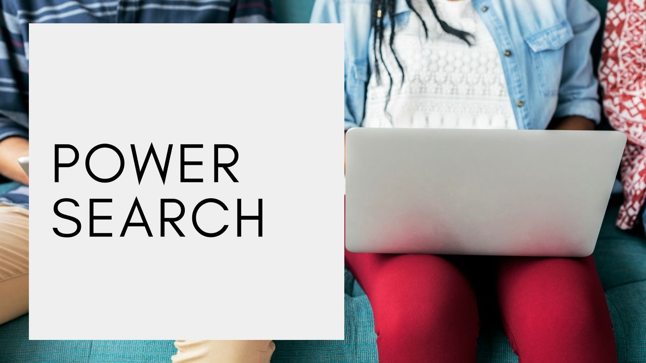 power search