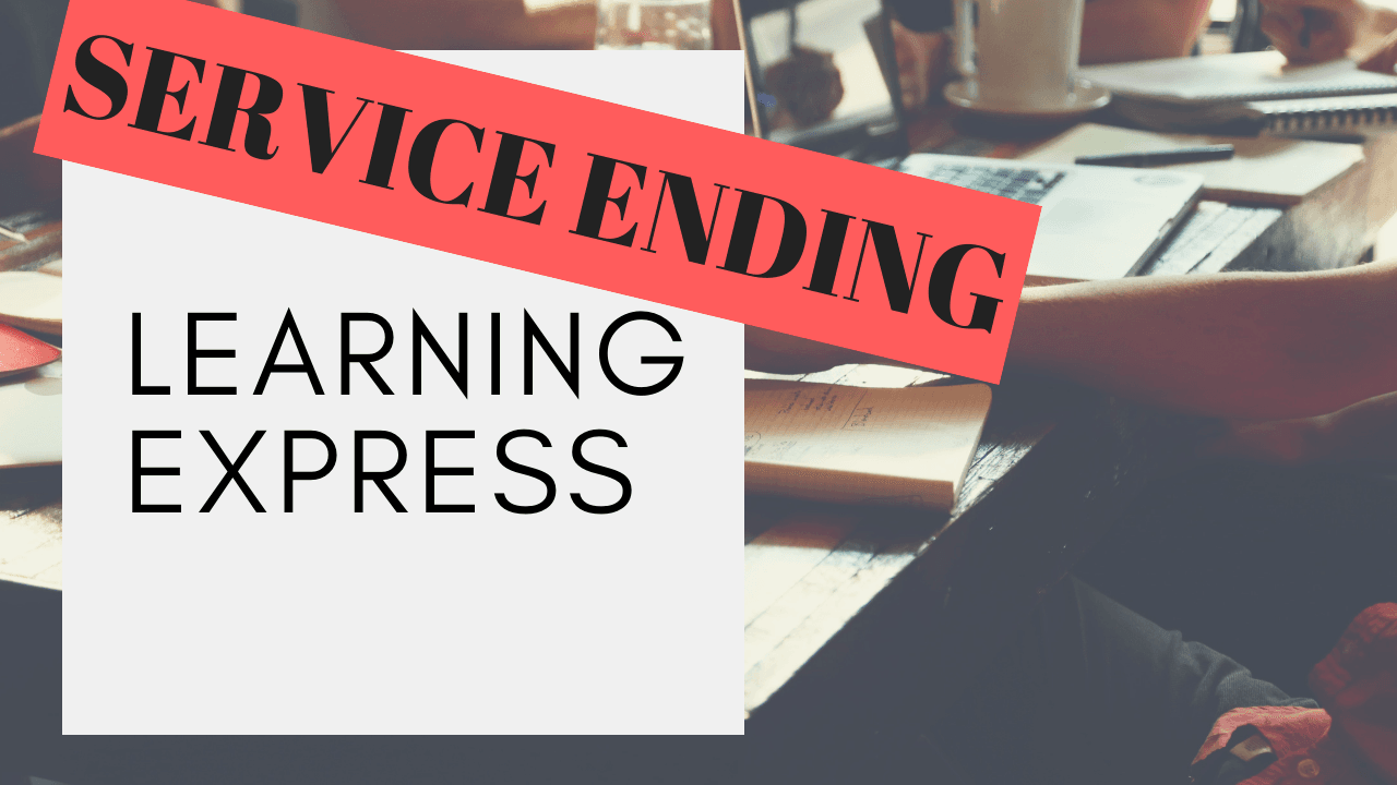 Learning Express Ending
