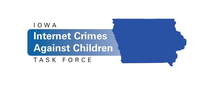 Iowa Internet Crimes Against Children Task Force Logo